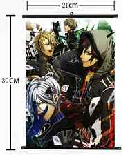 HOT Japan Anime Amnesia  Wall Poster Scroll Home Decor Cosplay 817