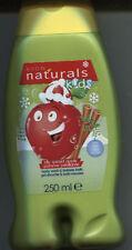 (100 ml = 2,00 €) Avon Naturals Kids Spiced Apple Duschgel & Schaumbad