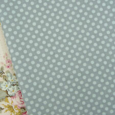 Tilda Happiness is Homemade Winnie Blue Grey fabric / quilting vintage