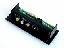 LG 32LC7DC 37LC7D Side Analog AV Signal Board EAX38338001 with Plastic Cover