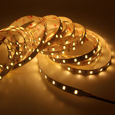 5M SMD 5050/3528/5630/7020/8520 led Strip tape Light Waterproof Cool/Warm White