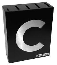 Chroma Type 301 5-Slotted Wood Block, P14