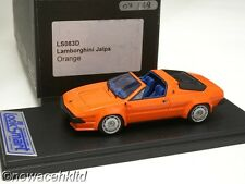 LAMBORGHINI JALPA ORANGE LOOKSMART MODELS 1/43 #LS083D