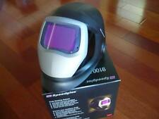 3M Speedglas 9100XX Darkening Welding Helmet w/Side Windows,Hornell Speedglass