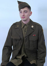 WW2 jacket  American Jacket Shirt and Cap