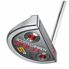 "2015 Scotty Cameron Golo 5R Putter 33"" RH Matador Red Mid NEW"