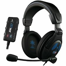 Turtle Beach Ear Force PX22 Amplificado Gaming Headset Ps3 Xbox 360