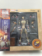 Hot Kaiyodo Sci-Fi Revoltech 049 Marvel Iron Man 3 Mark XLII 42 Figure Toys