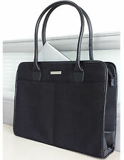 Stylish Ladies Laptop Hand Bag Laptop Case Notebook Bag Satchel Black