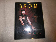 Offerings the Art of Brom Artbook