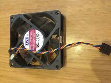 AVC DASA0820R2U Internal Cooling Fan 12V DC 0.60A 80*80*20MM 4 wire 5 pin