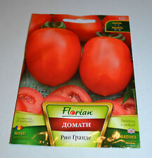 90 g. RIO GRANDE Beef intense Red Tomato BULGARIAN VEGETABLE apx. 300 SEEDS