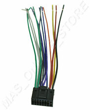 WIRE HARNESS FOR JVC KW-R800BT KWR800BT *PAY TODAY SHIPS TODAY*