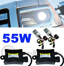 XENON HID KIT For High/Low beam H4 H13 9007 5000k 6000k 8000k brightness hi low