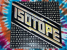 ISOTOPE Isotope GULL RECORDS 1974 jazz prog rock UK PRESSING Near Mint