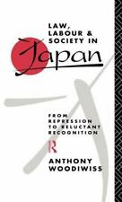 Law, Labour and Society in Japan: From Repression to Reluctant Recognition
