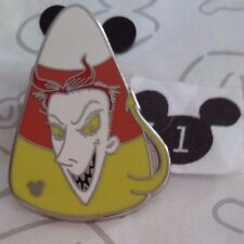 Lock Candy Corn Nightmare Before Christmas 2010 Hidden Mickey DLR Disney Pin