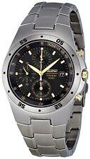 Seiko Men's SND451 Titanium Titanium Bracelet Watch