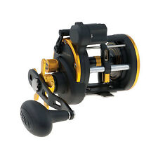 PENN Squall 20LWLC Levelwind Saltwater Fishing Reel w/Linecounter - SQL20LWLC