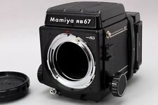 [Exc++++] Mamiya RB67 Pro SD Medium Format Film Camera 120 Film Back from Japan