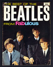 The Best Of The Beatles Magazine From Fabulous 1964 September