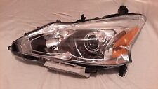 2014 NISSAN ALTIMA SEDAN DRIVERS SIDE HEADLIGHT