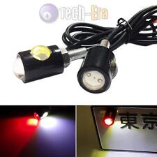 High Power Universal Bolt-On LED Lamps License Plate,Rear Brake Tail Fog lights