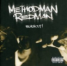 Blackout - Method Man/Redman (CD Used Very Good) Explicit Version