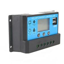 LCD Display With Dual USB Interfaces 10A Solar Controller Smart Home Appliances