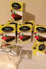 Caribbean Black Cake/Rum Cake (box cake-cake mix)
