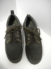 Skechers Brown Oil Tanned Leather Lace Up Casual Boot Size 8.5