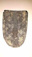 ARMY MILITARY SURPLUS ACU E-TOOL POUCH CARRIER ENTRENCHING SHOVEL CASE BD