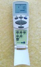 LG Air  Conditioner Remote Control - AKB36637512