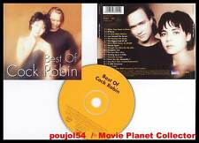 "COCK ROBIN ""Best Of"" (CD) 17 titres 1998"