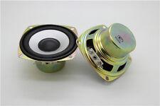 """YW 3""""inch 6Ohm 5W Full Range Audio Speaker Stereo Woofer Loudspeaker For DIY"""