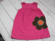 """""""Carter's"""" Girls Pink Flower Jumper Size 3T - A840"""