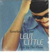 NEW CD.Levi Little.Somebody To Love.Pick Up The Phone.End Of Stock!