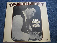 Fats Waller and his Rhythm-The Joint is Jumpin LP-UK-Jazz-33 U/min-Album-1973