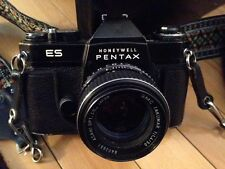Honeywell Pentax ES Camera