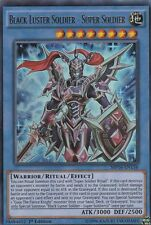 BLACK LUSTER SOLDIER - SUPER SOLDIER - (MP16-EN136) - Ultra - 1st Yu-Gi-Oh