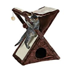 Trixie Pet Products Miguel Cat Scratching Tower - 44770 Scratching Board NEW
