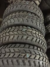 5  37x12.50r16.5 Goodyear Mt HUMMER TIRES Like New; 37x12.50x16.5, 37/12.50r16.5