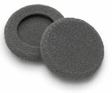 2 Pcs Plantronics Ultra soft Foam Ear Cushion for H141 H141N P141 CS50 CS55 CS60