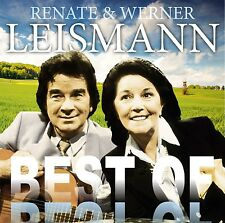 RENATE UND WERNER LEISMANN - BEST OF  CD NEU