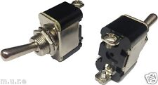 NEW HEAVY DUTY ON / OFF METAL TOGGLE FLIP FLICK CAR DASH SWITCH 12V 25A K891