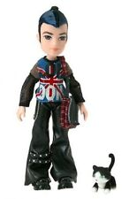 Bratz World Boyz – London Punkz Eitan  Doll  Rare Collectable