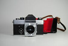 EXAKTA RTL1000 FILM CAMERA BODY - Made in Germany East