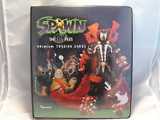 SPAWN THE TOY FILES COLLECTORS BINDER