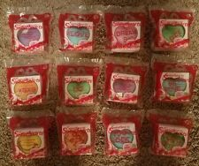 McDonald's Sweethearts Happy Meal Toys Complete Set Of 12 New 2015