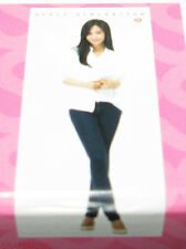 GIRLS' GENERATION YURI SM LOTTE POP UP STORE LIFE SIZE SCROLL BANNER POSTER